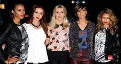The Saturdays at the Hello Kitty Forever Launch