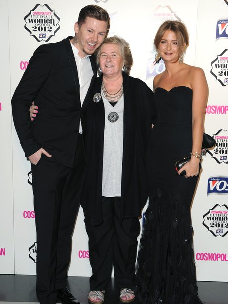 Professor Green attends The Cosmopolitan Ultimate Woman Of The Year Awards.