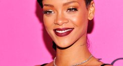 Rihanna during the Victoria's Secret 2012 Fashion