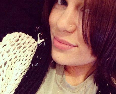 Jessie J tweets a picture