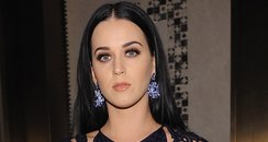 Katy Perry attends a charity ball event