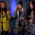 Stooshe Capital FM Live Session