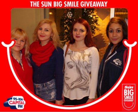 Big Smile Giveaway, Portsmouth