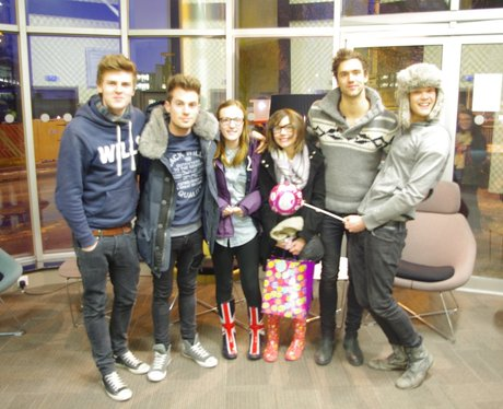 Lawson at Capital FM East Midlands