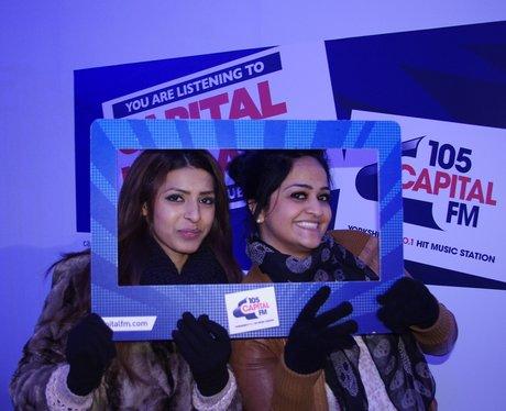 Capital FM Ice Cube Opening