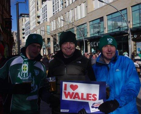 Wales V Ireland