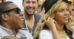 Jay-Z and Beyonce Photobmb