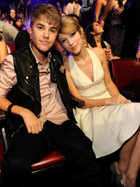 Justin Bieber and Taylor Swift 2011