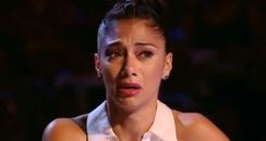 Nicole Scherzinger funny faces
