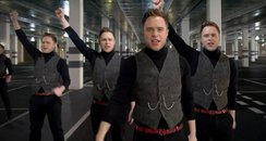 Olly Murs' 'Army Of Two' Music Video