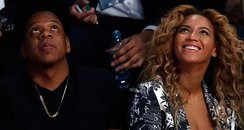 Beyonce and Jay-Z 2013