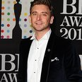 DJ Fresh BRIT Awards 2013 Red Carpet
