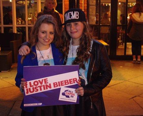 Bieber Fans Birmingham