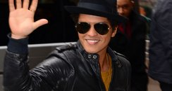 Bruno Mars in London
