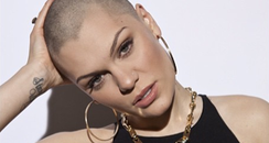 jessie j shaved head