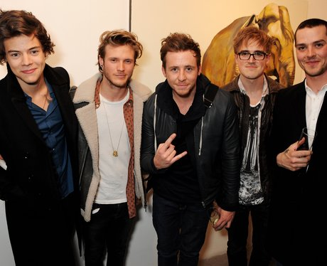 Harry Styles and McFly