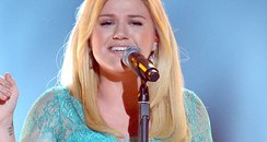 Kelly Clarkson Counrty Music Awards 2013