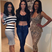 Image 8: Tulisa and Chelsee Healey get ready for a night out