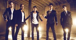 The Wanted Press Shot April 2013