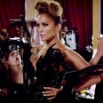 Jennifer Lopez in her 'Live It Up' music video