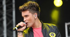 Union J Josh North East Live 2013