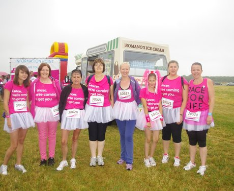 Race for Life Loughborough
