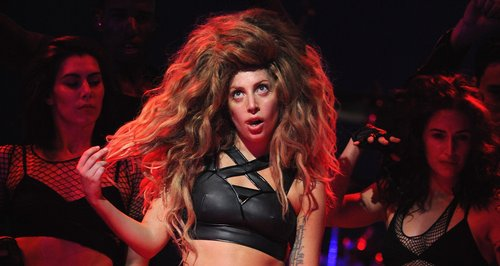 Lady Gaga iTunes Festival 2013
