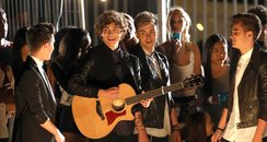 Union J 'Beautiful Life' Music Video