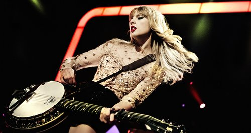 Taylor Swift 2014 UK Tour