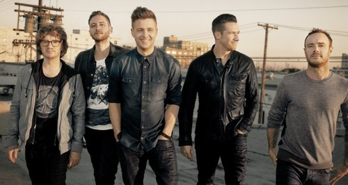 OneRepublic Announce 2014 UK Tour Dates