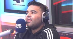 Naughty Boy On Capital