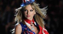 Taylor Swift Victoria's Secret Show 2013