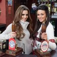 Cheryl Cole on Coronation Street set