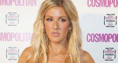 Ellie Goulding Cosmpolitan Awards 2013