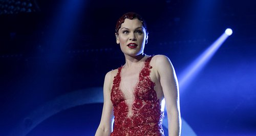 Jessie J Jingle Bell Ball 2013: Liv
