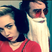 Image 9: Miley Cyrus poses with her own Bad Santa
