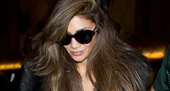 Nicole Scherzinger arrives at LAX airport