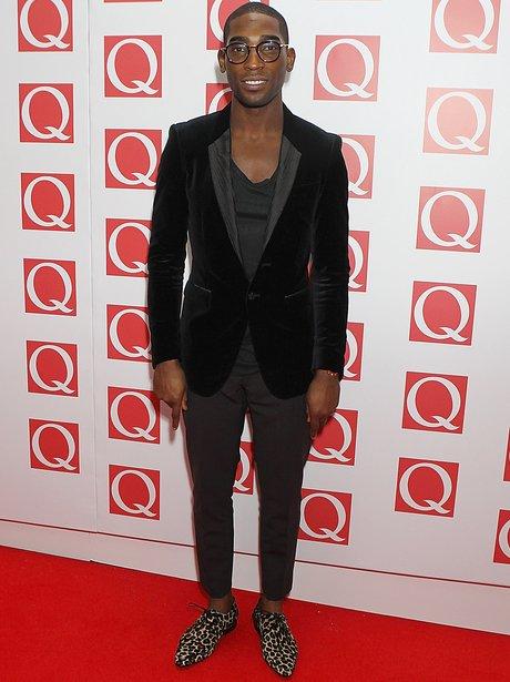 Tinie Tempah Q Awards 2013