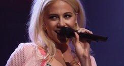 Pixie Lott BRIT Awards Nominations 2014