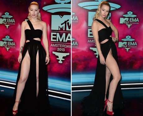 Riskiest Outfits: Iggy Azalea