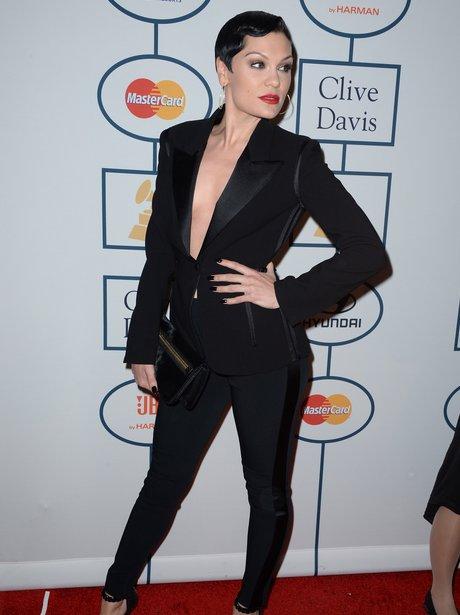 Jessie J Pre-Grammy Awards 2014 Party