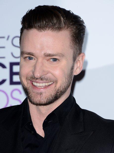 Justin Timberlake 2014 Justin Timberlake Smiling