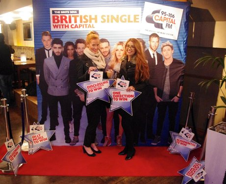 BRITs Party - The Living Room Notts