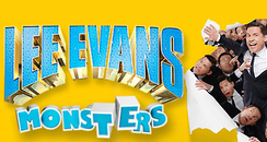 Lee Evans Uk Tour
