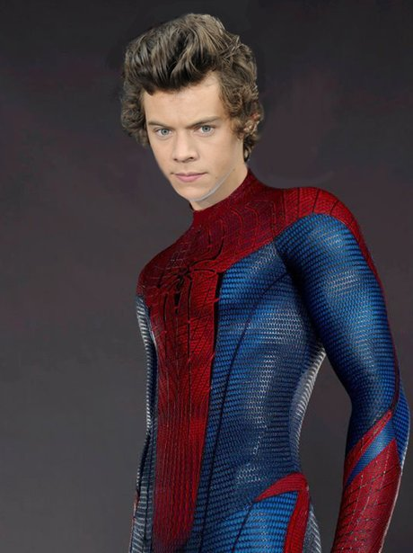 Cool Harry Styles Goes To Hollywood 9 Film Roles For The One Direction Short Hairstyles Gunalazisus