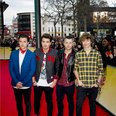 Union J M&M's Launch