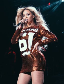 Beyonce 'Mrs Carter' Tour