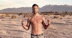Calvin Harris Music Video Shoot Instagram