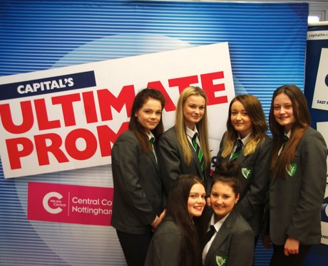 Capital's Ultimate Prom - Holgate Academy