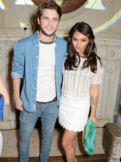 Vanessa White And Boyfriend Gary Salter Head To A Magnum ...